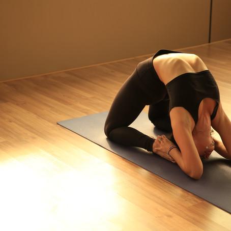 """Ashtanga Yoga Intermediate Series and """"the Crazies"""""""