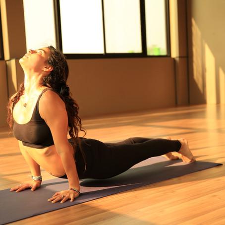 Vinyasa in Ashtanga Yoga