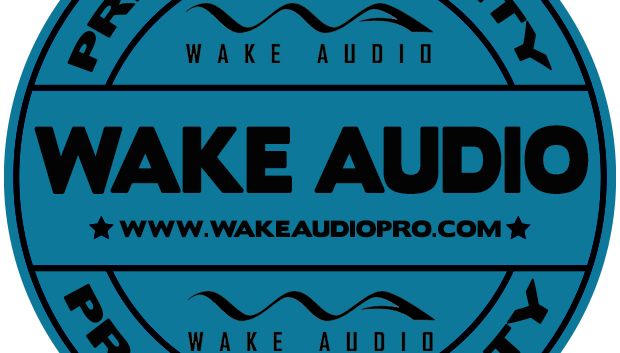 wake audio sticker