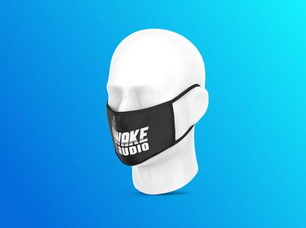 wake audio covid mask