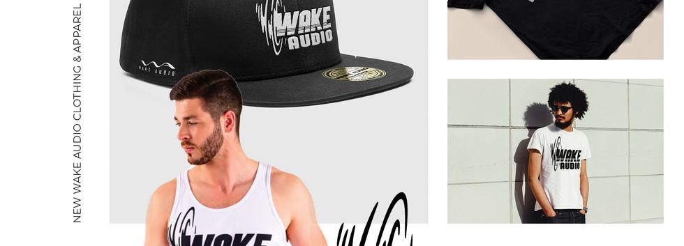 Wake Audio hat