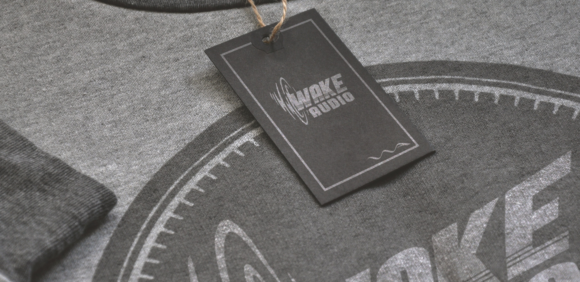 Wake Audio shirt