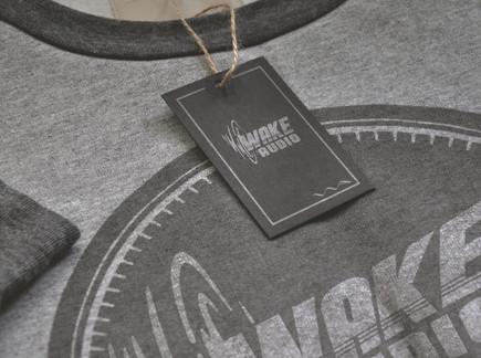 Wake Audio shirt
