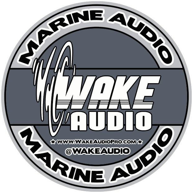 wake audio sticker