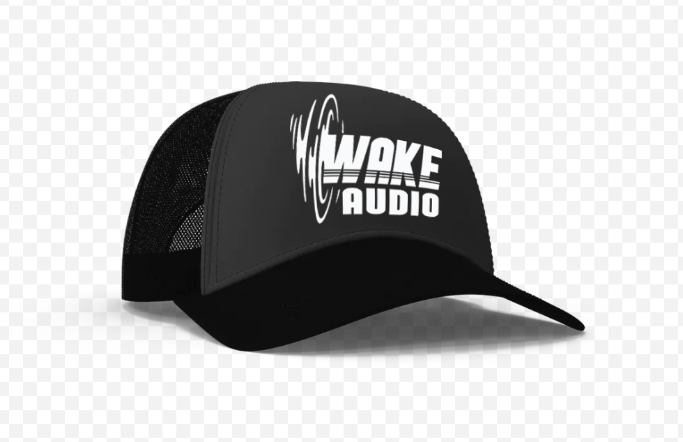 Wake Audio hat