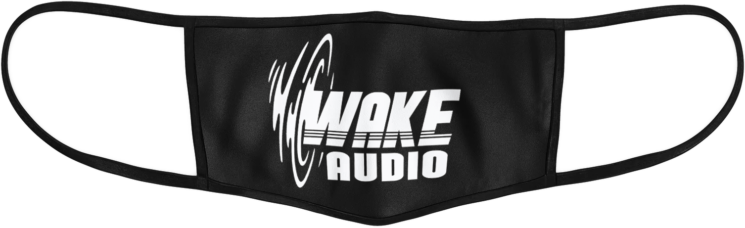 wake audio face mask