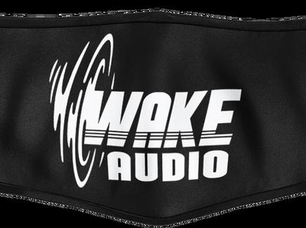 wake audio face mask