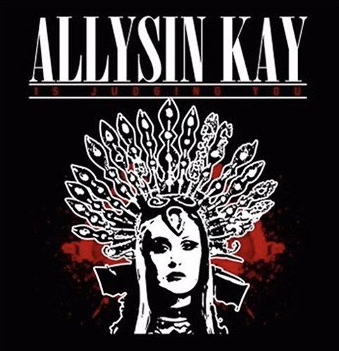 """""""Allysin Kay is Judging You"""" T-Shirt (SMALL)"""