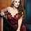 "Thumbnail: 4x6 Print - ""Red Dress"""