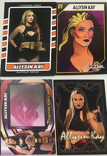 Trading Card Complete Package