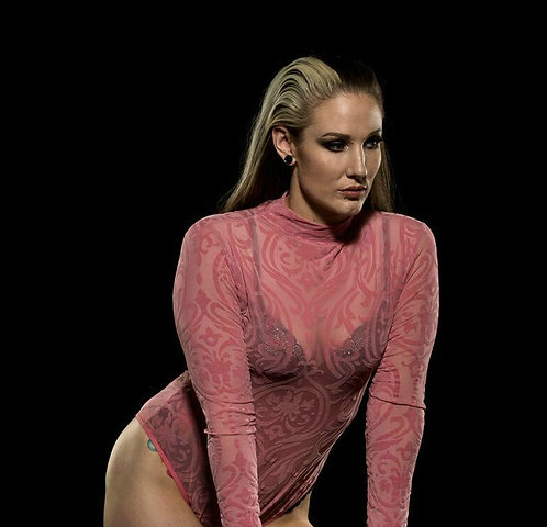 [GEAR] Pink Bodysuit