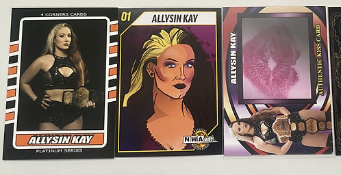 Trading Card 3-Pack