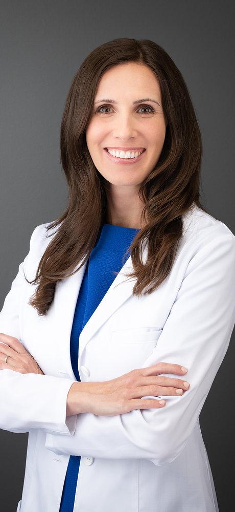 Lauren Sundheimer - white coat