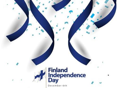 Hyvää itsenäisyyspäivää 2020!