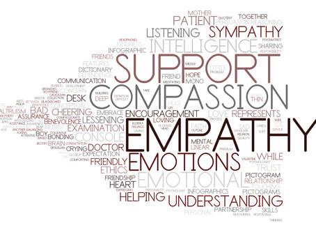 Kukapa meistä ei haluaisi empaattista esimiestä tai työkaveria?