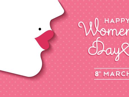 Upeaa naistenpäivää!