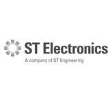 ST Electronics logo