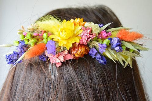 Festival Flower Comb
