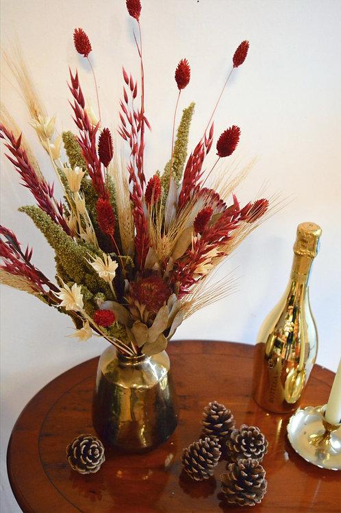 Winter Dried & Wild Letterbox Flowers