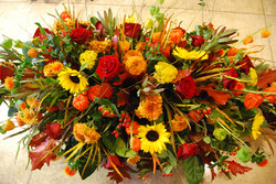 Funeral Flowers Bolton delivery