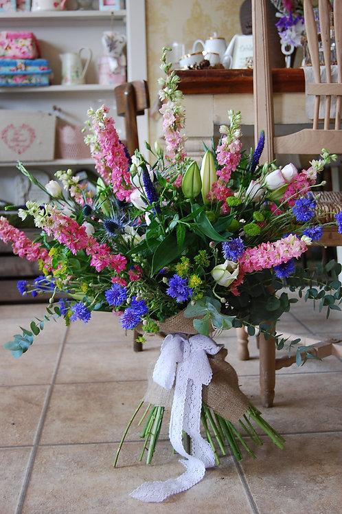 Larkspur Bouquet