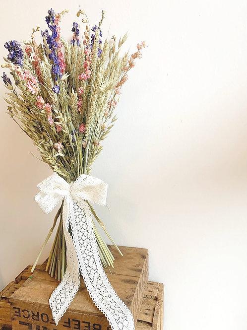 Dried Mixed Flower Sheaf