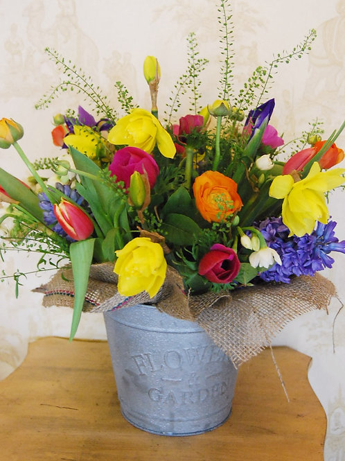 British Spring Bucket