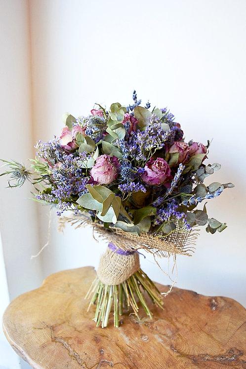 Vintage Lilac Bridal and Bridesmaid