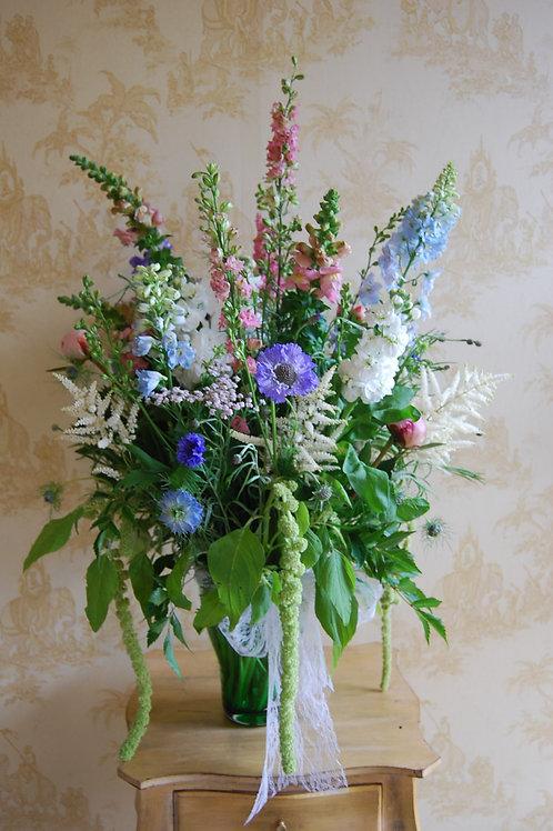 British Flower Vase