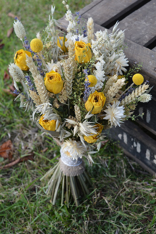 Summery Dried Bouquet