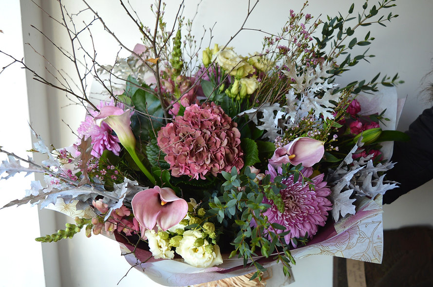 Dusky Autumn Bouquet