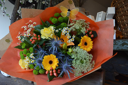Bee Bouquet inc Wildflower Seeds