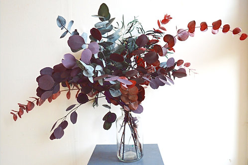Preserved Mixed Eucalyptus Bouquet