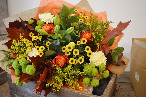 Eco Autumn Bouquet