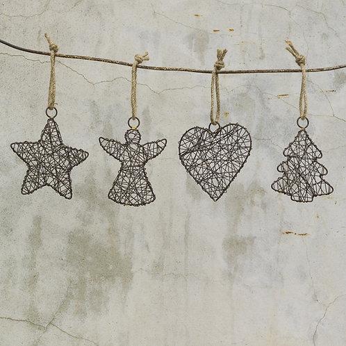 Riad Christmas Decorations