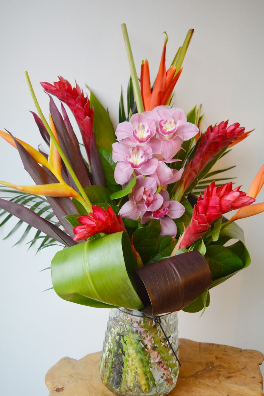 Flower delivery bolton bolton uk wild wondrous flowers our tropical flowers are the freshes around they are delivered the day after they land from eucador they carry the environmental certification from the izmirmasajfo