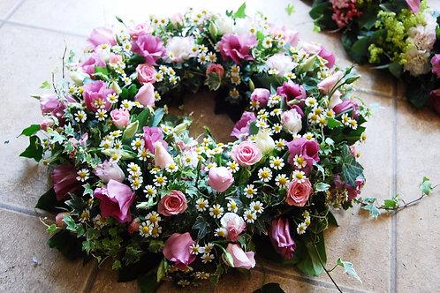 Pretty Seasonal Wreath