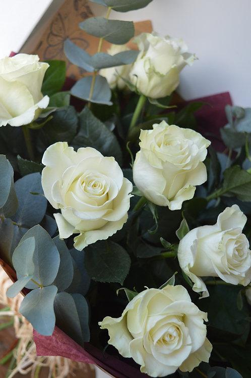 Luxury Dozen Roses