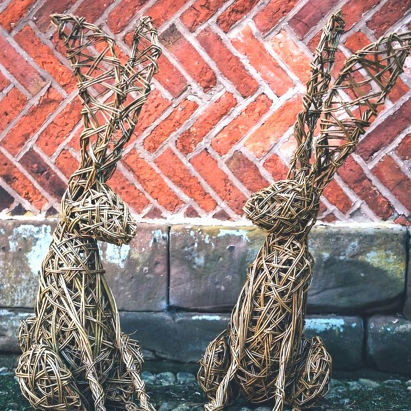 Willow Weaving Workshop - Sitting Hare