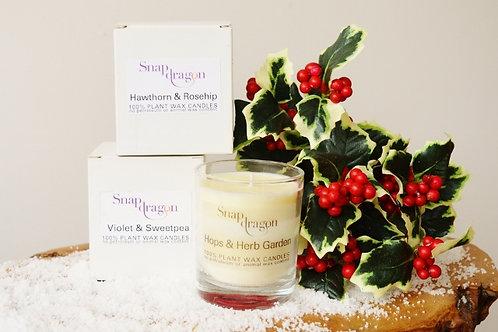 Vegan Plant wax candles