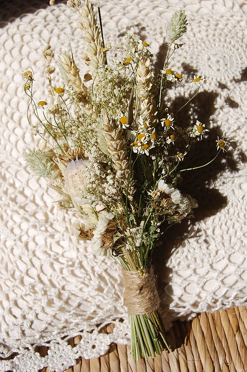 Natural Dried Posy