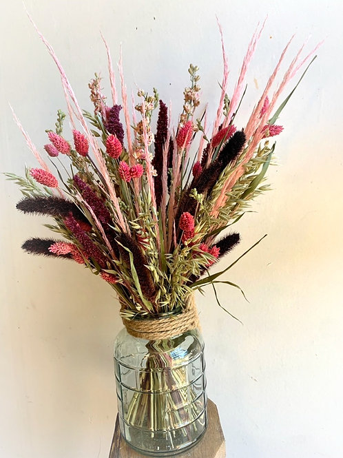 Mothers Days Dried & Wild Letterbox Flowers