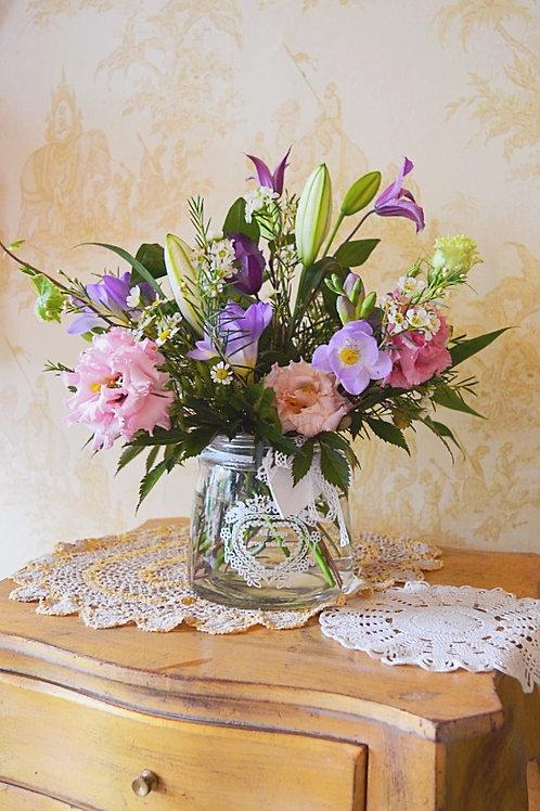 Scented Vase