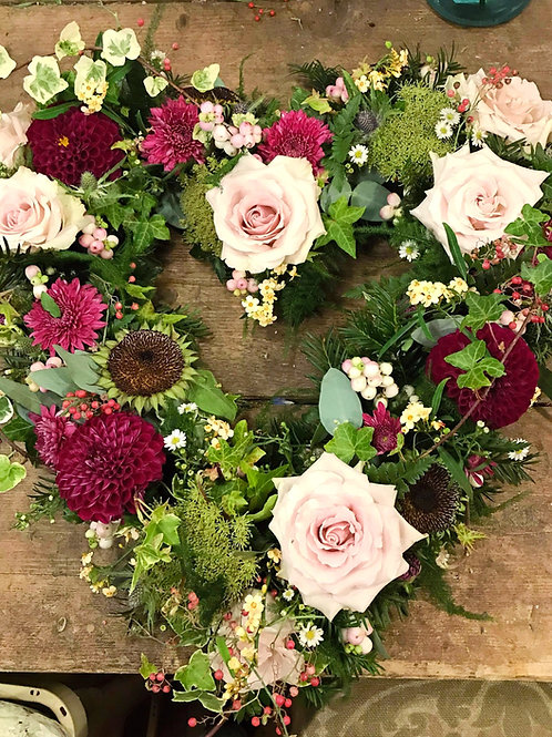 Garden Heart Tribute