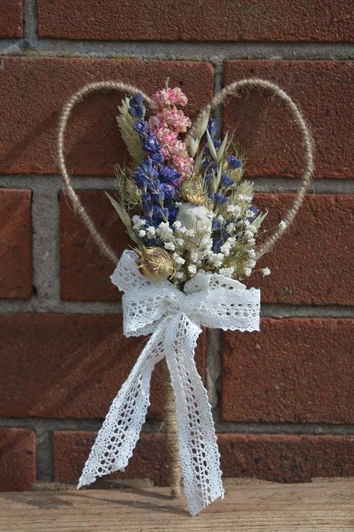 Pretty Pastel Heart Wand