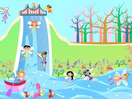 The Fairies of Mystical Falls