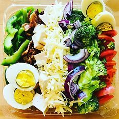 OUR SUPER SALADS ARE IN STORE FOR YOUR G