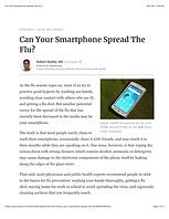 Can Your Smartphone Spread The Flu_001.j