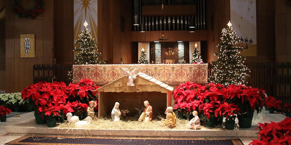 12:15 PM Christmas Mass