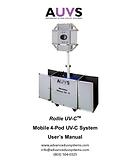 Mobile 4-Pod UV-C System User's Manual M